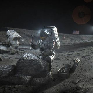 A NASA telescope has uncovered definitive evidence of water on the moon. That's good news for future human and robotic exploration