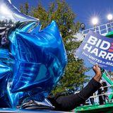 Florida man bulldozes Biden campaign signs with stolen rig, police say
