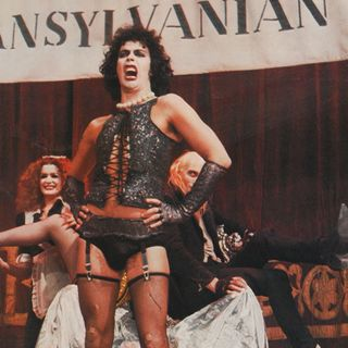 Tim Curry to Host 'Rocky Horror Picture Show' Virtual Fundraiser