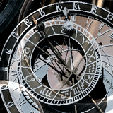 The Period of the Universe's Clock