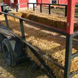 1 killed, 17 injured after hayride overturns in Illinois