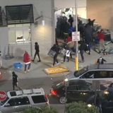 Looters ransack Philadelphia businesses during 2nd night of unrest