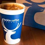 Shares China's Luckin Coffee plunge 81%... | Taiwan News