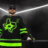 Dallas Stars unveil 'Blackout' alternate jersey