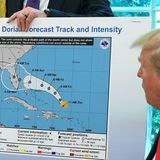 """Trump's """"Sharpiegate"""" grudge may have cost NOAA's acting chief scientist his job"""