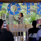 'A path to victory runs through Florida.' Kamala Harris seeks to boost Black and Latino turnout and put Biden on top