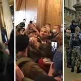 Alleged Michigan plotters attended multiple anti-lockdown protests, photos and videos show