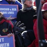Medicaid's Future Hinges On Who Wins The White House