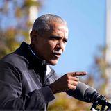 Obama invokes John Lewis, MLK in appeal to disillusioned voters in Atlanta