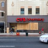 CVS location in Harrisburg closes, boards up windows the day before 2020 election
