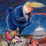 The President and the Plague