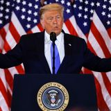 Trump Predicts Election Victory in Early-Morning Address, Calls Ballot Count Delay 'Fraud' | National Review