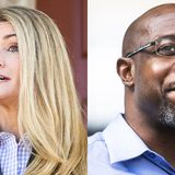 Republican Kelly Loeffler and Democrat Raphael Warnock advance to Georgia Senate runoff