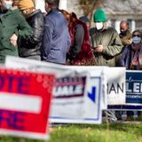 York County polling places report running out of paper ballots, long lines