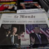 Contested U.S. election batters America's global image, but world markets resilient