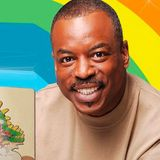 'Reading Rainbow' Host LeVar Burton Wants to Read to Families for Free, Neil Gaiman Offers Entire Catalog