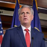 Kevin McCarthy: 'Republicans Will Not Back Down' on Election Integrity