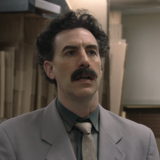 'Borat 2' Movie Posters Ignite Controversy in France by Offending French Muslims