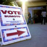More than 1.1 million Nevadans cast ballots ahead of Tuesday