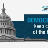 House Democrats will keep their majority for two more years