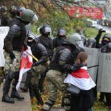 Over 1,000 People Detained In Latest Crackdown On Protests In Belarus