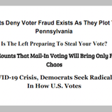 Of Course The Party Of Moral Authoritarianism Would Cheat On Elections