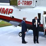 Donald Trump's private helicopter worth over $1 million up for sale after election Loss