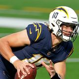Even Justin Herbert's Historic Rookie Campaign Can't Save the Chargers