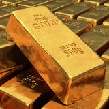 Gold is at its highest level in two months