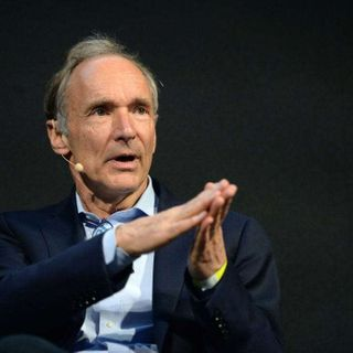 How world wide web inventor Tim Berners-Lee plans to break Big Tech's chokehold on your personal data