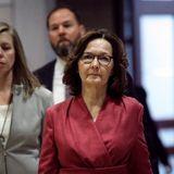 Senate Republicans urge Trump to keep Gina Haspel atop CIA