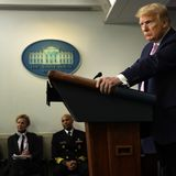 Trump says decision on coronavirus reopening belongs to him, not governors