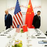 Trump bans investments in companies that White House says aid China's military