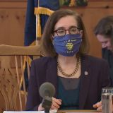 Oregon Gov. Brown to announce new measures Friday as COVID-19 cases continue to spike
