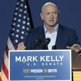 'It's time to get to work': Mark Kelly prepares to be sworn into Senate in early December