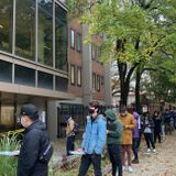 As COVID Cases Climb In NYC, Long Lines For Tests Return