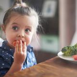 Most children are eating vegetables, but they eat less fruit as they grow older, a multiyear study shows