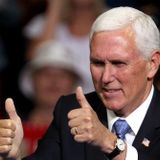 Mike Pence to Audience Chanting 'Four More Years!': 'That's the Plan'