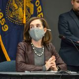Oregon Gov. Kate Brown says large parties could trigger fines or jail time during coronavirus 'freeze'