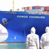 China's exports fell further in March amid coronavirus shutdown