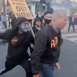 Rioter Who Punched Out Trump Supporter In Viral Video Is Registered Child Sex Offender