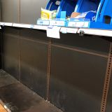 New restrictions cause early-pandemic scenes in Washington grocery stores