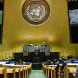 UN General Assembly president assails Security Council - France 24