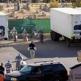 Inmates in El Paso are volunteering to move bodies of Covid-19 victims at medical examiner's office