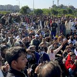 Protesters want expulsion of French ambassador to Pakistan