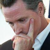 How Gavin Newsom's Regime Is Crumbling