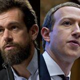 Zuckerberg, Dorsey to Face Republicans' Claims of Censorship