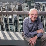 From concentration camp survivor to national property award: Mark Dunajtschik honoured - NZ Herald