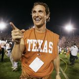 McConaughey says he'd consider running for Texas governor