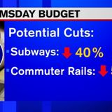 MTA unveils 'doomsday' budget with massive cuts, citing lack of federal funding